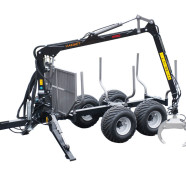 Grapple Loaders and Trailers